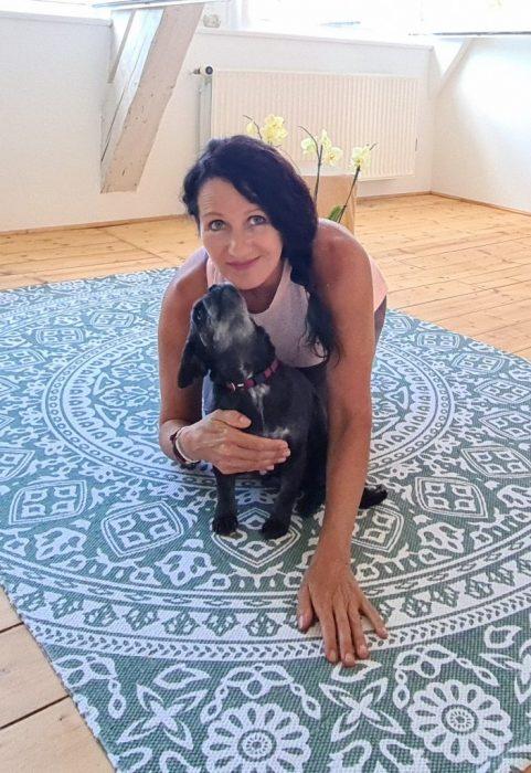 Ashtanga Yoga das bin ich Anette Holzmann Hannover