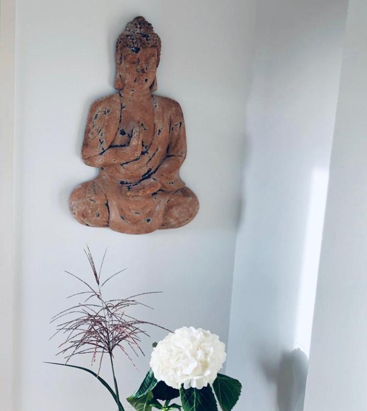 Ashtanga Yoga Buddha Anette Holzmann Hannover